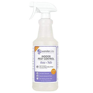 Wondercide Natural Indoor Pest Control Home and Patio Spray (32 oz Rosemary)