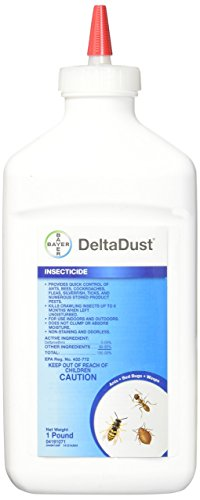 Delta Dust Multi Use Pest Control Insecticide Dust, 1 LB