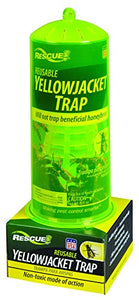 RESCUE! Non-Toxic Reusable Yellowjacket Trap