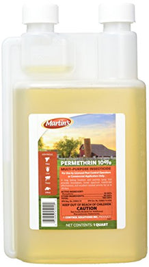 Control Solutions Multi-Purpose Permethrin 10% Insecticide Concentrate (32 oz)