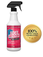 Load image into Gallery viewer, Lice Defense Contact Killer & Repellent Spray For Bedding, Furniture, & Clothing (16 oz)