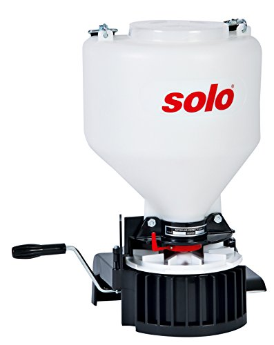 Solo 421 20-Pound Capacity Portable Chest-Mount Insecticide Granule Spreader w/ Cross-Shoulder Strap