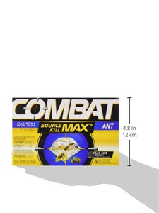 Combat Max Ant Killing Bait Stations, Indoor / Outdoor (6 Stations)