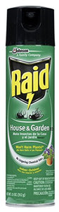 Raid House & Garden Bug Killer