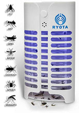 Load image into Gallery viewer, RYOTA Electric Indoor/Outdoor Bug Zapper with UV Light