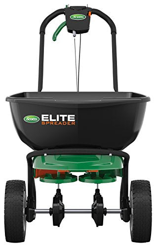 Scotts Elite Insecticide Granule Broadcast Spreader with EdgeGuard