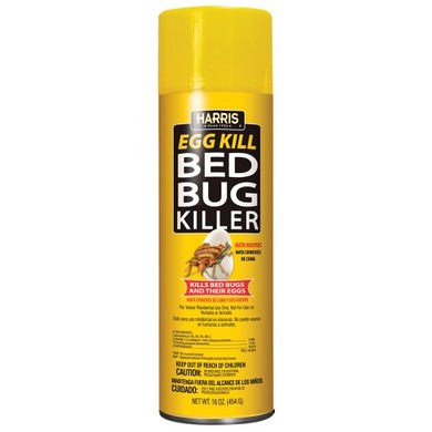 Harris Bed Bug & Egg Killer, 16oz Aerosol Spray