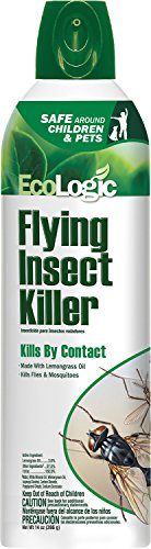 EcoLogic All-Natural Flying Insect Killer Aerosol (14 oz. Can)