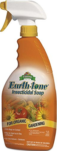 Espoma Organic Earth-Tone Insecticidal Soap (24 oz Spray Bottle)