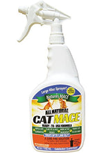 Load image into Gallery viewer, Nature's Mace Cat MACE Cat Repellent (40 oz Spray Bottle)