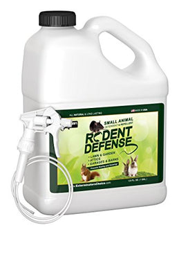 All Natural Rodent & Wildlife Defense Repellent Spray