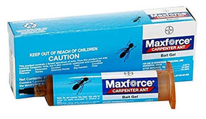 Maxforce Carpenter Ant Gel Bait (One 27g Tube)