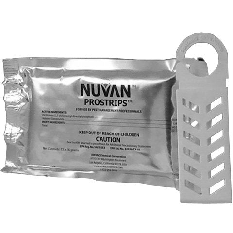 Nuvan ProStrips (Pack of 12 Strips with 12 Cages)