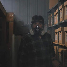 Load image into Gallery viewer, PD-100 Full-Face Industrial Respirator