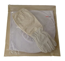 Load image into Gallery viewer, Farmunion Protective Bee Keeping Jacket Veil Suit +1 Pair Beekeeping Long Sleeve Gloves