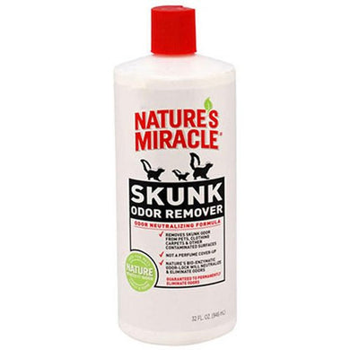 Nature's Miracle Skunk Odor Remover (32 Oz.)