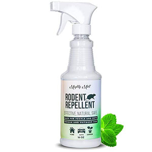 Mighty Mint Peppermint Oil Rodent Repellent Spray (16 oz)