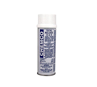 Industrial Disinfectant - Total Release by Chemco - Industrial Strength Fogging Disinfectant - 3 Aerosol Cans/Case