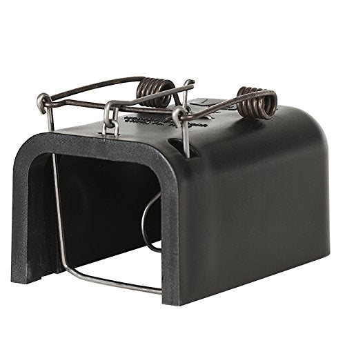 Victor The Black Box Gopher Trap, Reusable, Weather-Resistant