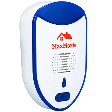MaxMoxie Ultrasonic Pest & Rodent Repeller