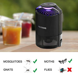 PESTKING Electric Portable Indoor Mosquito / Insect Trap