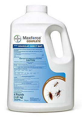 Maxforce Complete Granular Insect Bait (One 4 lb. Jug)