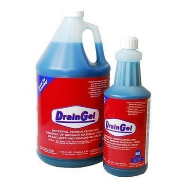 Drain Gel Organic Drain Cleaner (1 Gallon)