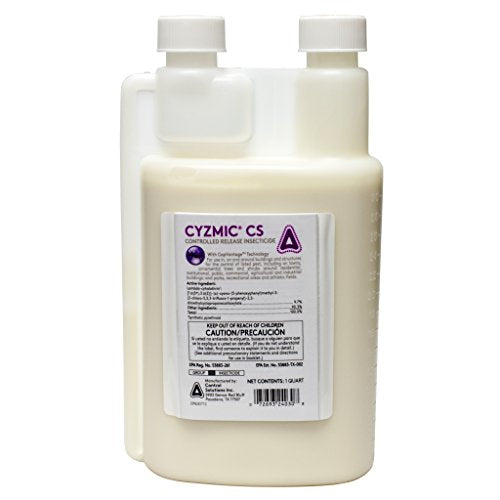 Cyzmic CS Controlled Release Insecticide Concentrate (1 Qt)
