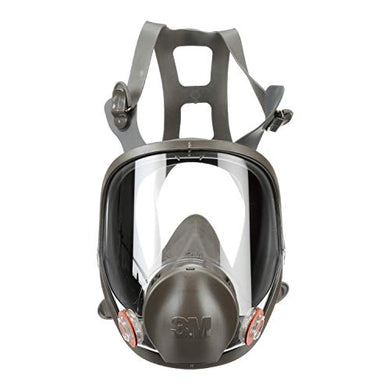 3M Full-Face Reusable Respirator (Large)