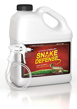 Load image into Gallery viewer, Snake Defense Spray Repellent and Deterrent (1 Gallon)