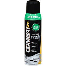 Load image into Gallery viewer, Combat MAX Ant & Roach Killer Foam Spray (17.5 oz. Can)