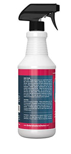 Lice Defense Contact Killer & Repellent Spray For Bedding, Furniture, & Clothing (16 oz)