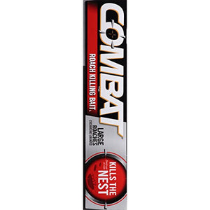 Combat Large Roach Bait Station (8 Count)