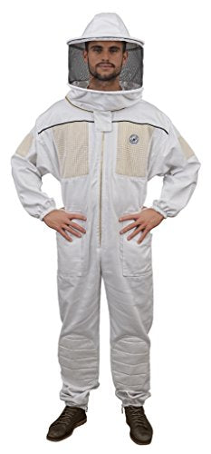 Humble Bee 430 Vented Beekeeping Suit with Round Veil