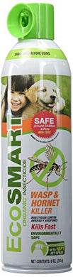 EcoSmart Organic Wasp and Hornet Killer (9 oz. Aerosol Can)