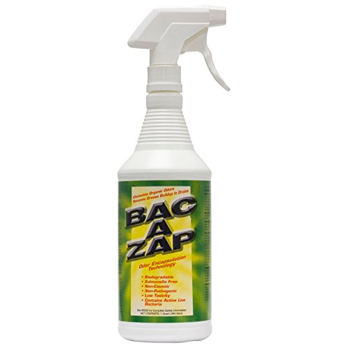 Bac-a-Zap Dead Animal Odor Eliminator (1 Qt Spray Bottle)