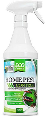 Eco Defense All-Natural Home Pest Control Spray (16 oz)