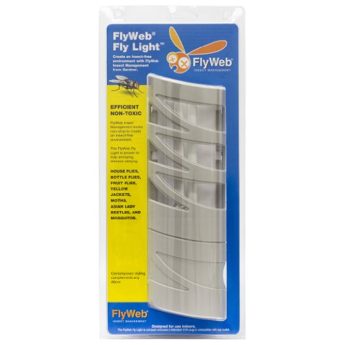 Flyweb Electric Indoor Flying Insect Trap