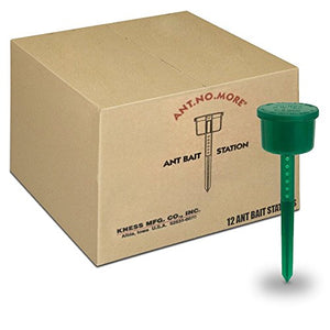 Kness Pack Liquid / Granule Ant Bait Stations, Box of 12