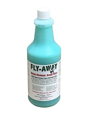 FLY-AWAY Drain Fly Treatment & Drain Opener
