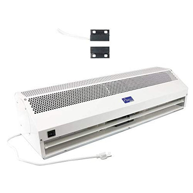 "Awoco 40"" Super Power 2 Speeds 1600 CFM Indoor Air Curtain"