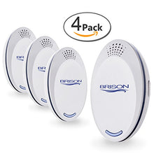 Load image into Gallery viewer, Ultrasonic Pest Repeller Portable Plug-in (4-Pack)