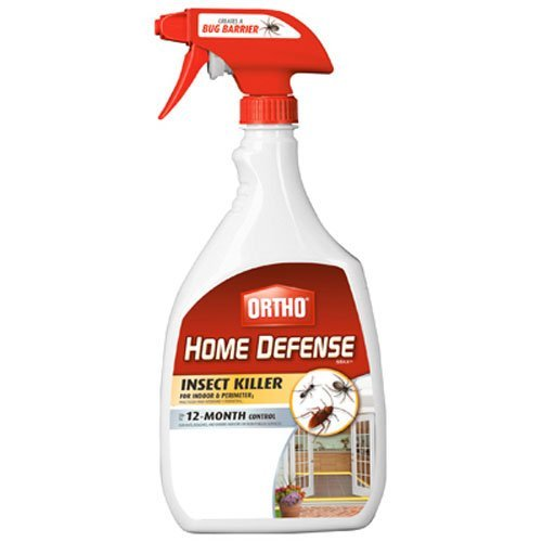 Ortho Home Defense MAX Insect Killer Spray for Indoor and Home Perimeter, (24 oz. 2Pack)