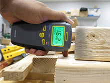 Load image into Gallery viewer, Digital LCD Moisture Meter, Pin Type, General Tools MMD4E