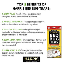 Load image into Gallery viewer, Harris Early Detection Bed Bug Glue Traps (20/Pack)