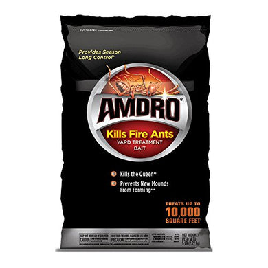 Amdro Yard Treatment Fire Ant Bait (5 Pounds)