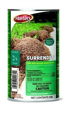 Surrender Fire Ant Killer Insecticide Granule (1 Lb)