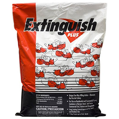 Extinguish Plus Fire Ant Granule Bait (25 Lb Bag)