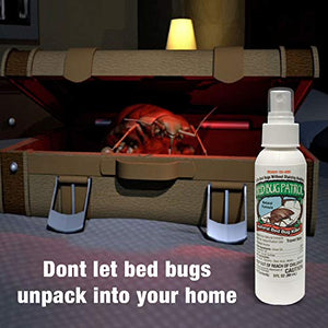 Bed Bug Patrol | Safe Travels - Bed Bug Blasting Travel Spray