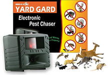 Load image into Gallery viewer, Bird-X Yard Gard Electronic / Ultrasonic Animal Repeller